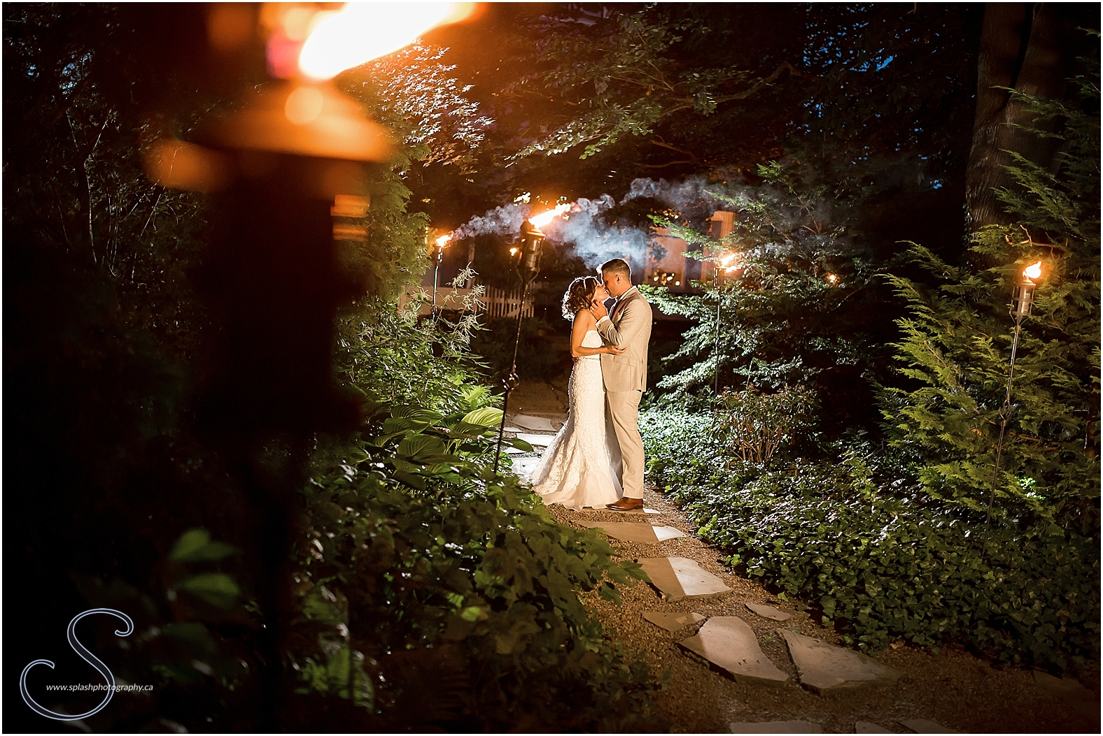 Grand Victorian Niagara Wedding